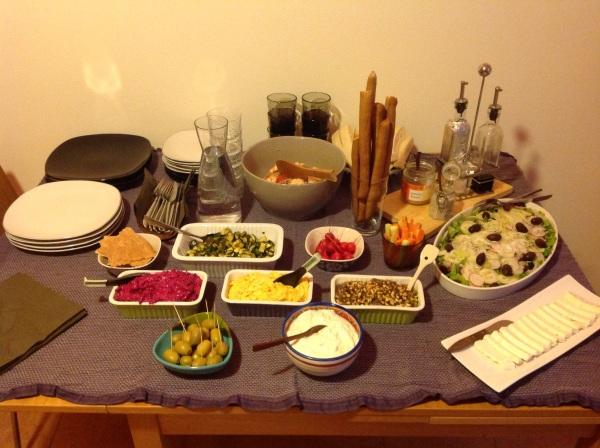 cena turca