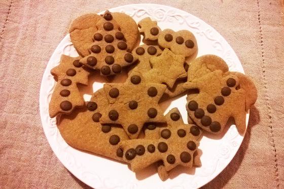 biscotti zenzero